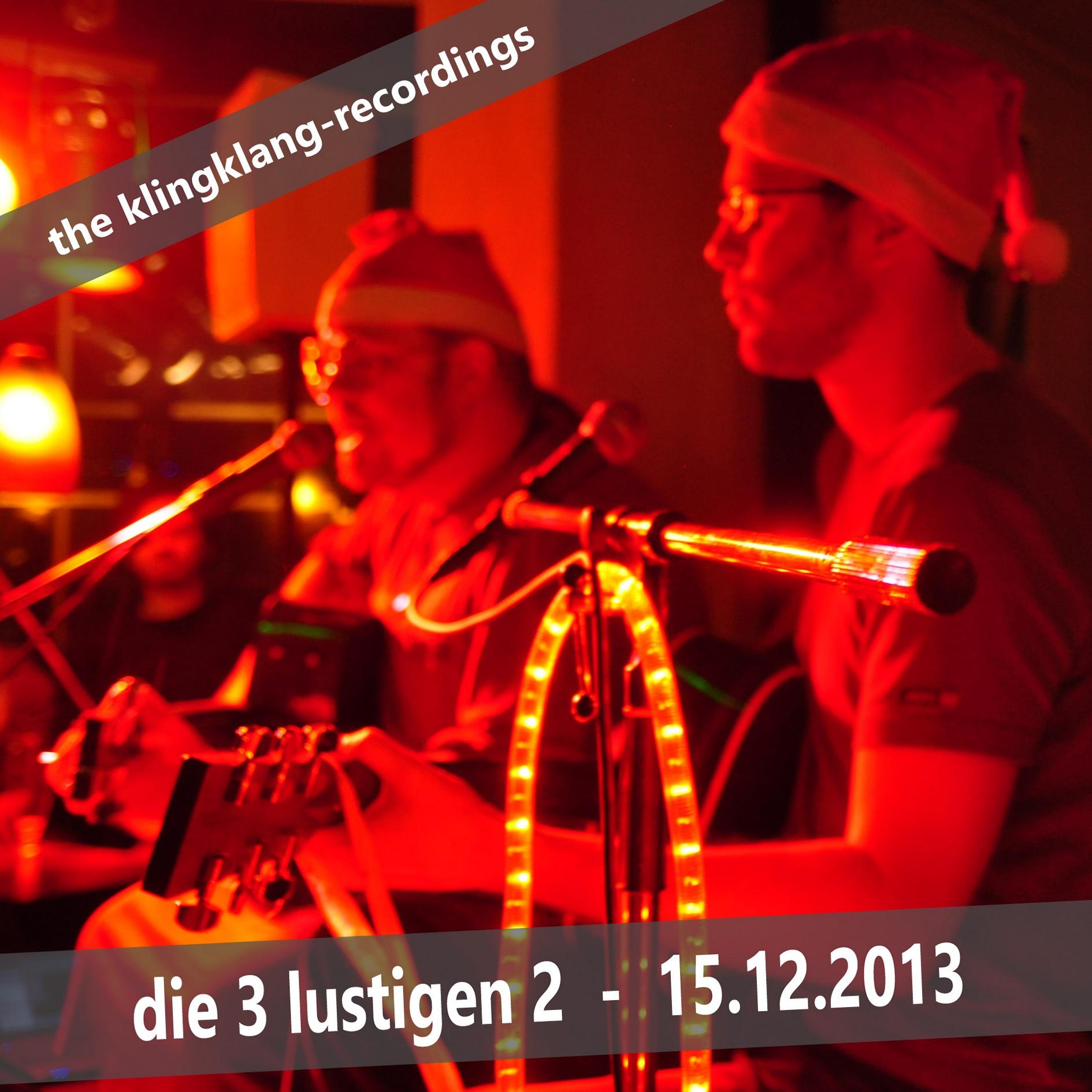 The KlingKlang-Recordings - CD Front