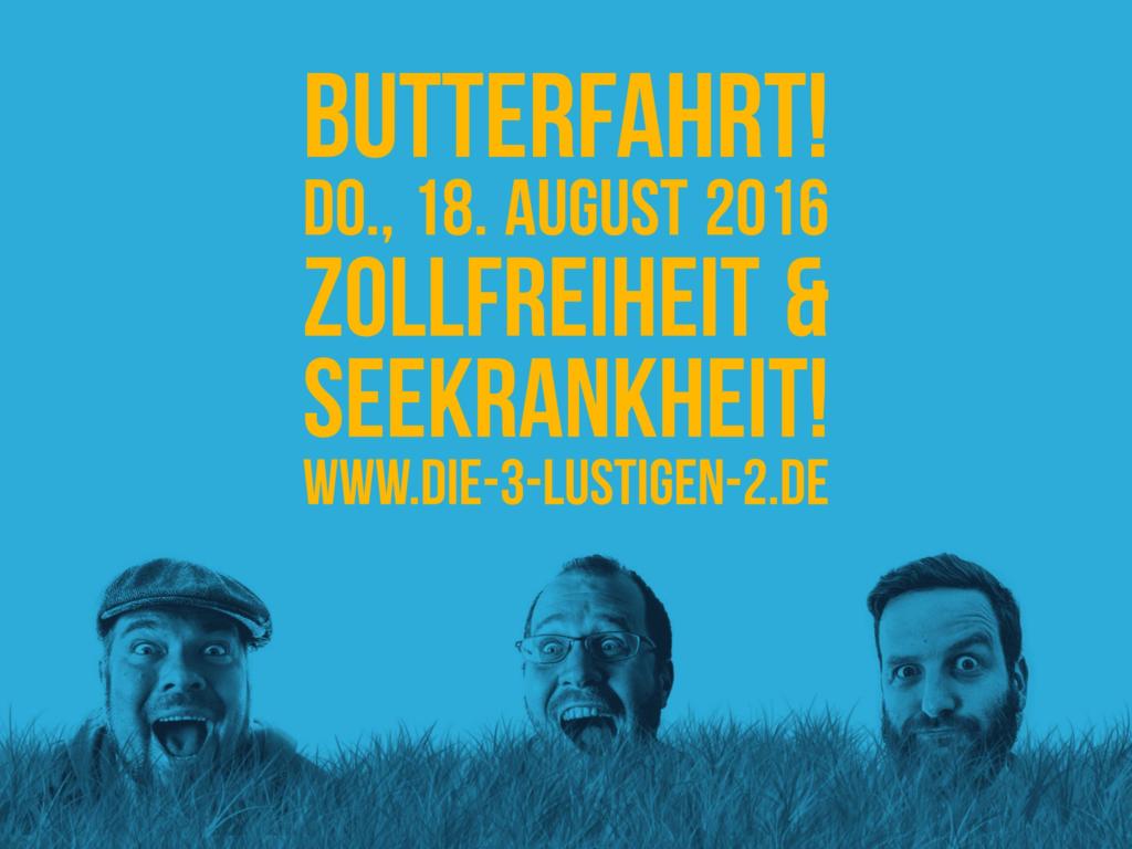 Butterfahrt auf dem Aasee Münster