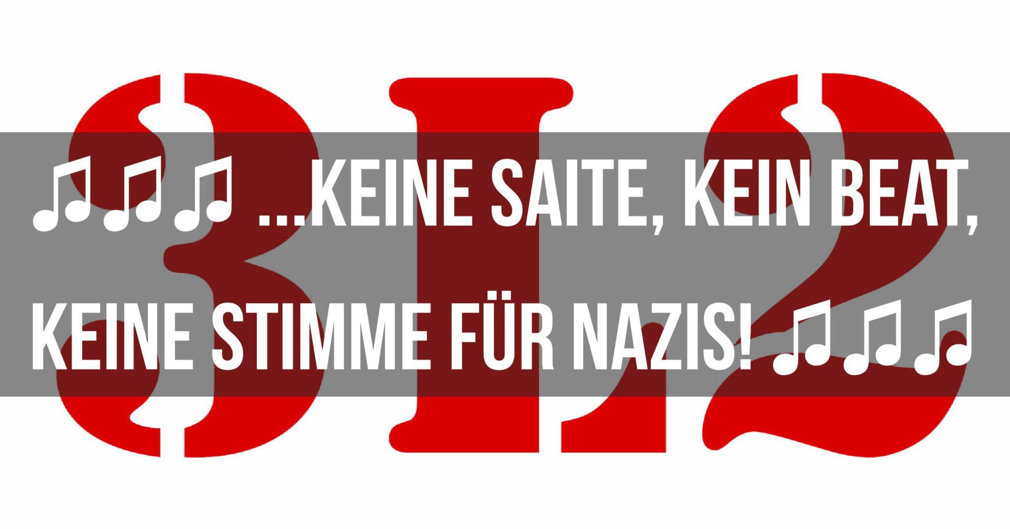 Die 3 lustigen 2 - Keine Stimme für Nazis
